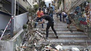 Más de 135 muertos y 5.000 heridos en Beirut: hospitales colapsados y falta de suministros