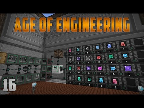 Age of Engineering EP16 Calculator Circuit Automation