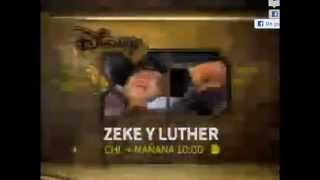 "Promo ""Zeke y Luther"" (Final de Temporada 3) en Disney XD"