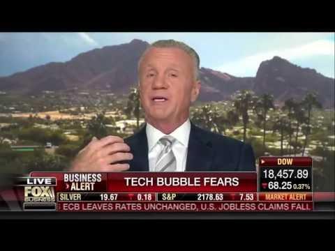 9.8.16 - Are tech stocks in a bubble?