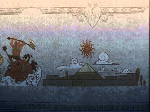 Capítulo 20 El Templo del León Blanco