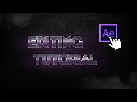 AE Tutorial (Radial RGB Split)