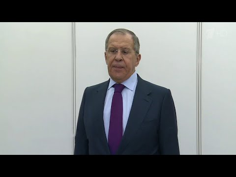 Сергей Лавров прокомментировал скандал вокруг убийства в Берлине гражданина Грузии.