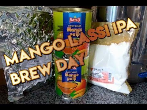 Mango Lassi IPA - Brew day