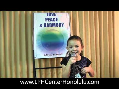 Love Peace Harmony Soul Song by Maui child