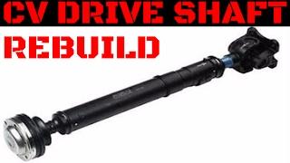 Video CV Drive Shaft/Prop Shaft Rebuild Video download MP3, 3GP, MP4, WEBM, AVI, FLV Agustus 2018