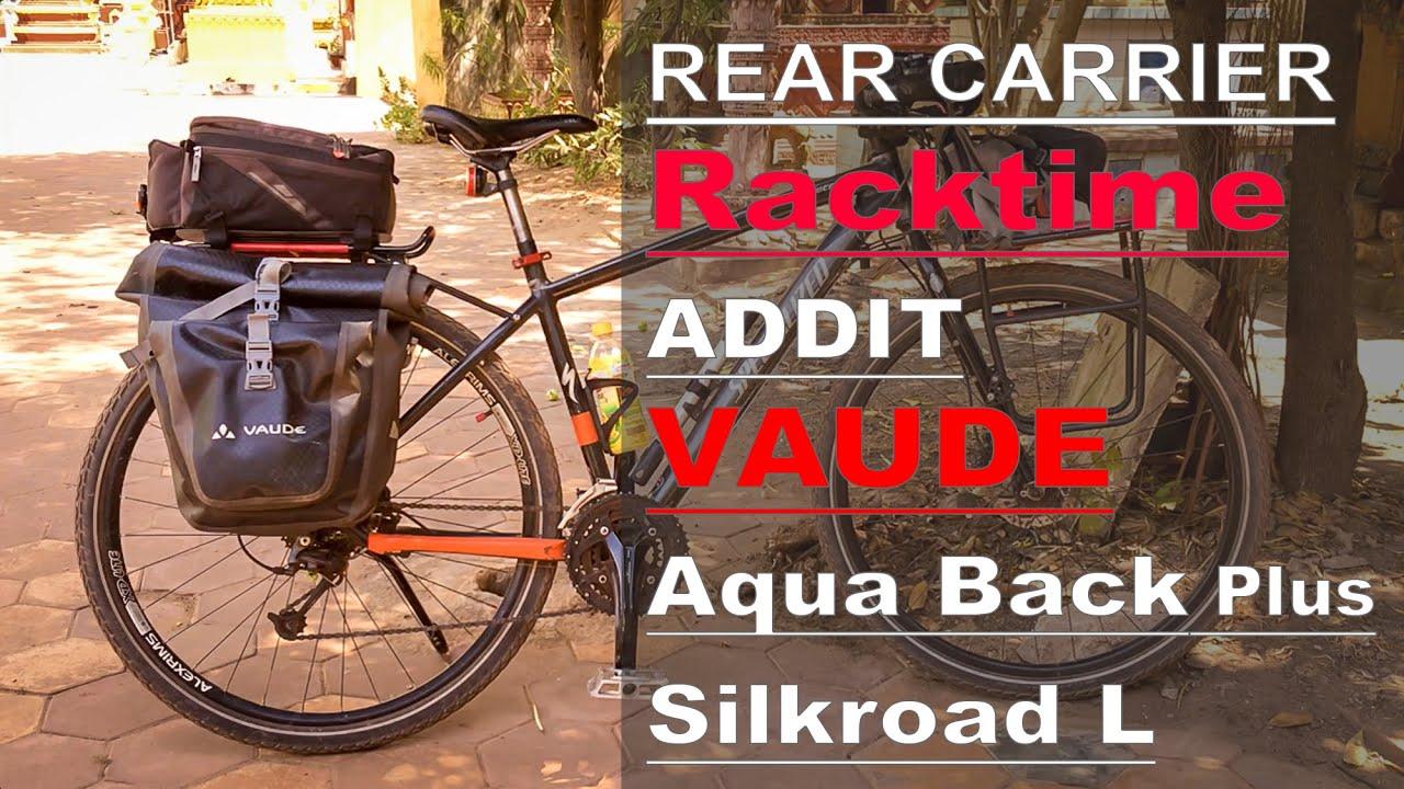 Racktime Unisex Addit System Carrier , Unisex, Addit