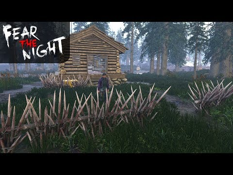 BASE DEFENSIVE SPIKES | Fear the Night | Let's Play Gameplay | S01E04