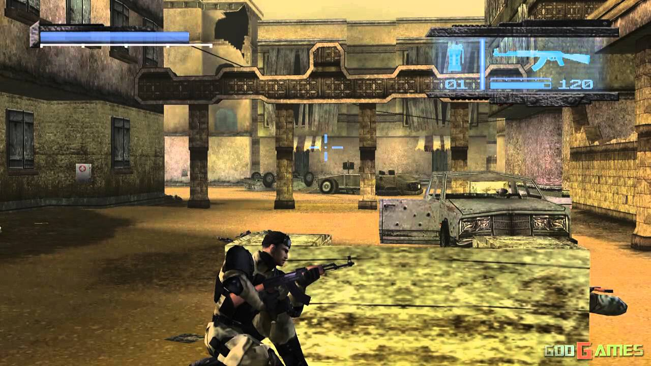 Kill Switch Gameplay Ps2 Hd 720p Youtube