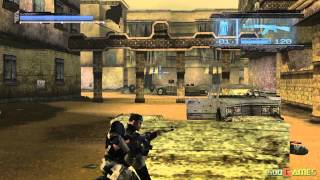Kill.Switch - Gameplay PS2 HD 720P