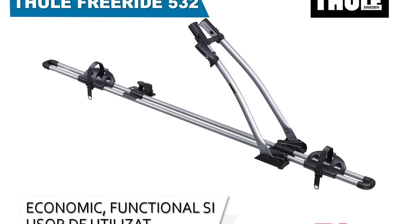 aleo ro - suport bicicleta thule freeride 532