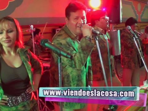 VIDEO: TROPICANA CALIENTE - Mix Diego Ríos - En Vivo - WWW.VIENDOESLACOSA.COM - Cumbia 2014