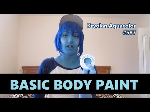 Body Paint - Tutorial & Tips