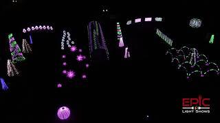 Sever's Fall Light Show