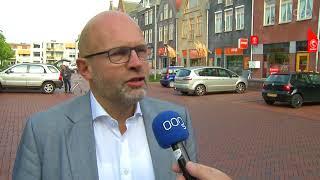 Frank de Vries waarnemend burgemeester Ten Boer