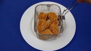 Рецепт приготовления куриных наггетсов во фритюрнице VITEK VT-1538 B