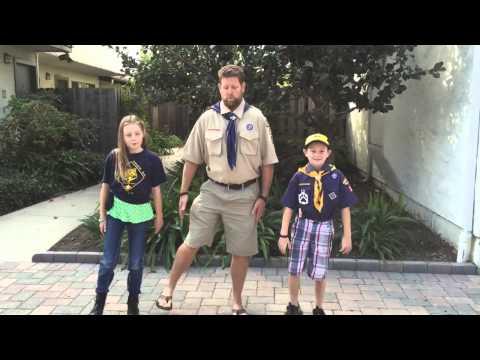 Penguin Song | BSA Cub Scout Pack 36 | Goleta, CA