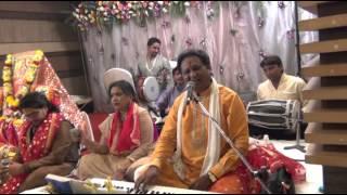 Mata ki choki by Gajendra Bhati song Aaj tera jagrata maiya