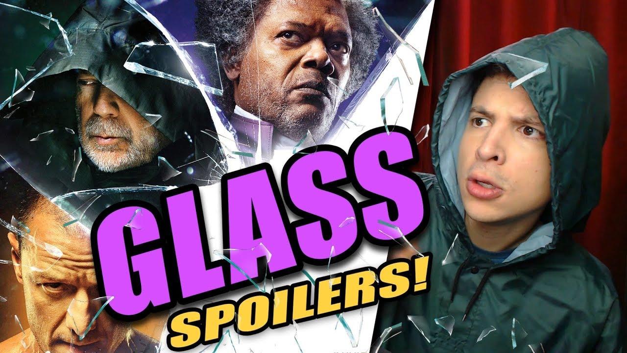 Ver SPOILERS de GLASS – Crítica a Fondo de la Película y Análisis del Final en Español