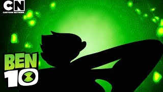 Ben 10 | All 10 Aliens Transformation | Cartoon Network
