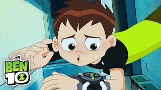 Ben 10 | Alle 10 Aliens Transformation | Cartoon Network