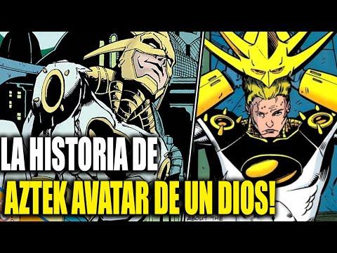 El avatar del dios Quetzalcoatl: Aztek - Biografias Banana