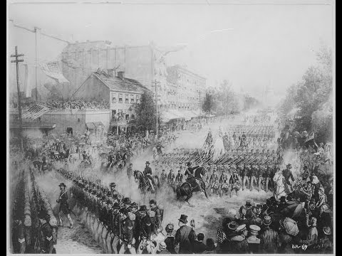 The Grand Review of the Union Armies May 23-May 24, 1865