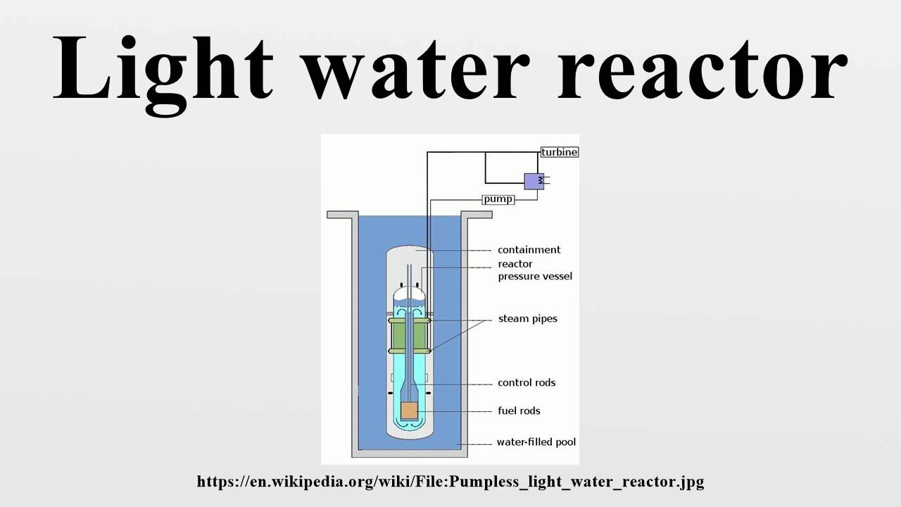 Light water reactor - YouTube