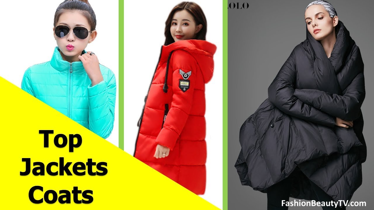 latest fashion new varieties good Top 50 Best Jackets and Coats for Women | Best Parkas for Ladies S2
