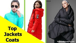 Top 50 Best Jackets and Coats for Women | Best Parkas for Ladies S2