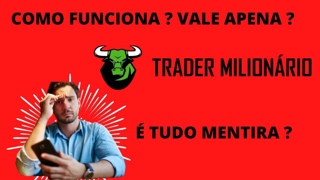 trader milionario reclame aqui