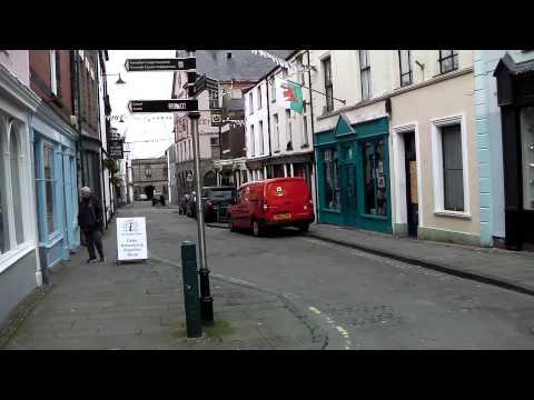 Town Centre, Caernarfon