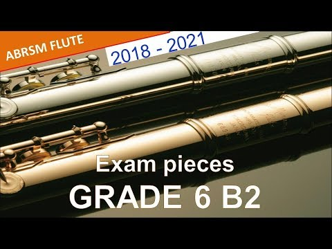 Flute ABRSM Grade 6 2018-2021, B2: Chopin Nocturne in Eb, Op.9 No.2, arr  Blackwell