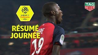 Résumé 8ème journée - Ligue 1 Conforama/2018-19