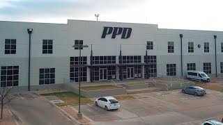 Tour PPD's Phase I Clinic in Austin, TX
