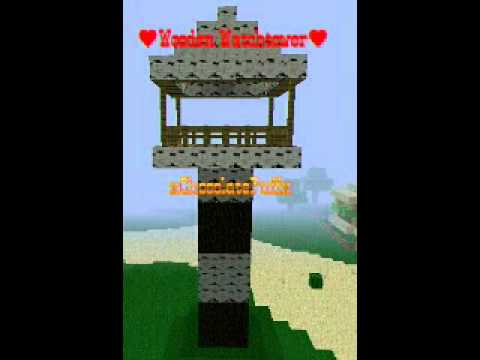 Minecraft Pe Building Ideas Youtube