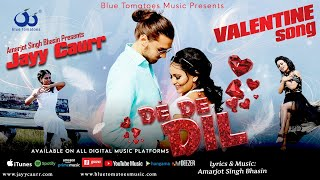 De De Dil (Jayy Caurr) Mp3 Song Download