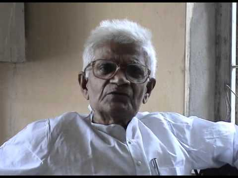 Interview (part 1) with Prof. A.K. Raychaudhuri (Presidency College, Kolkata), 2003