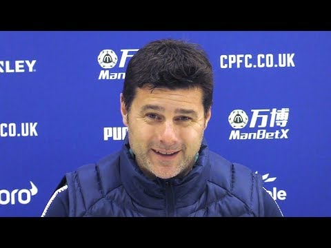 Crystal Palace 0-1 Tottenham - Mauricio Pochettino Full Post Match Press Conference - Premier League