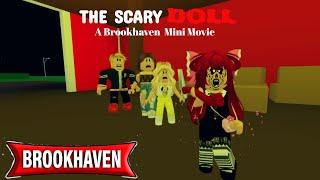 Tus Ntshai Qho Dub ... !! || Brookhaven Scary Movie (VOICED) || CoxoSparkle