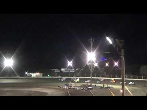 Barona Speedway 10-21-17 Dwarf Car Open Comp Main Event