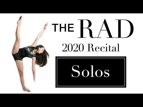 The Ridge Academy of Dance 2020 Spring Recital - Solos