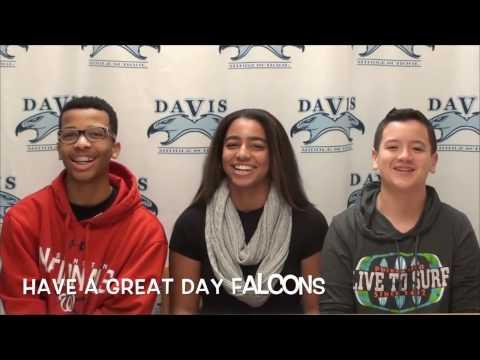 The Davis Daily News Show: Tuesday, December 13, 2016