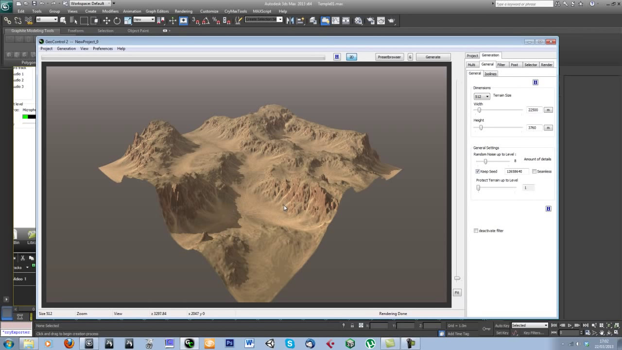Geocontrol To Cryengine Tutorial  Barry Lowndes 21:32 HD