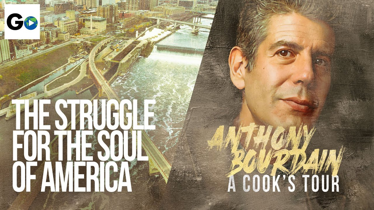 Download Anthony Bourdain A Cook's Tour Season 2 Episode 6: The Struggle for the Soul of America