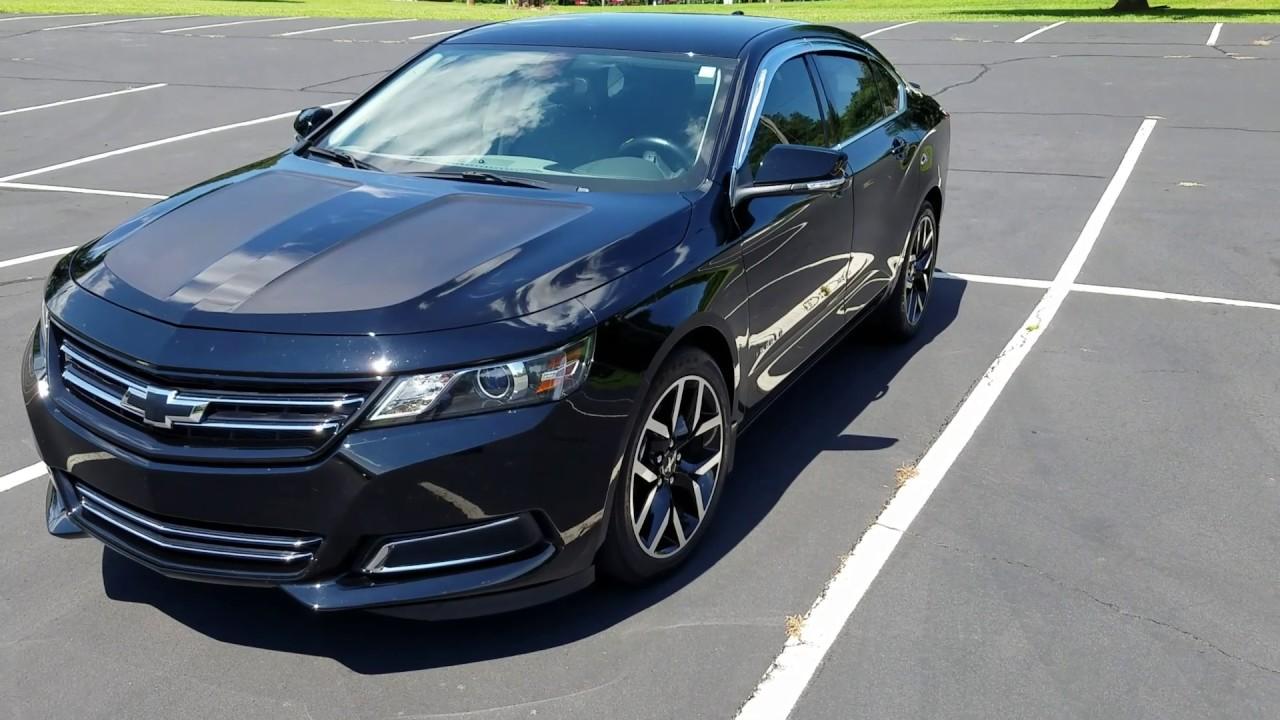 Custom 2015 Chevy Impala Midnight Edition w Dual Hood ...