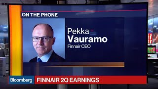 Finnair CEO Sees Robust Growth of Asian Passengers