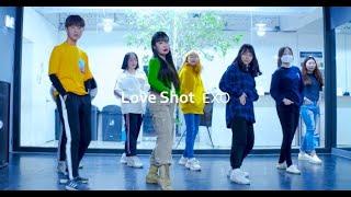 엑소(EXO) - 러브샷(Love Shot) (Cover_DUMBBELL)
