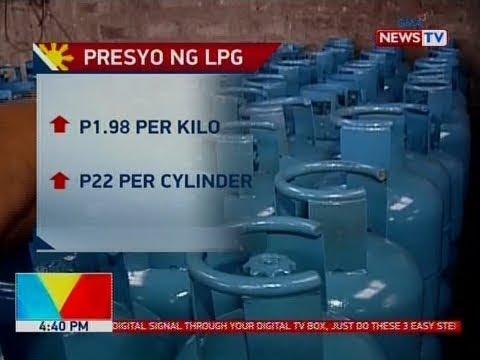 BP: LPG price hike