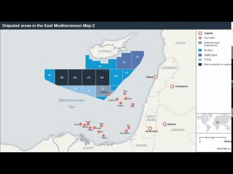 Offshore Energy Security in the Eastern Mediterranean - Greece Concerned